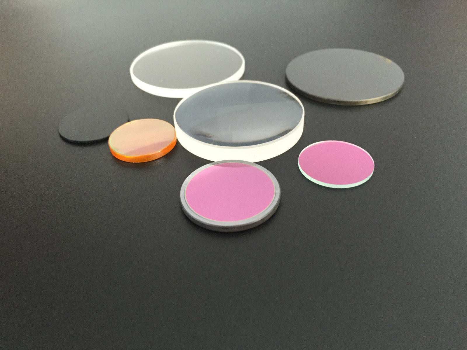 Fused Silica Windows Optical Components Laser Accesary
